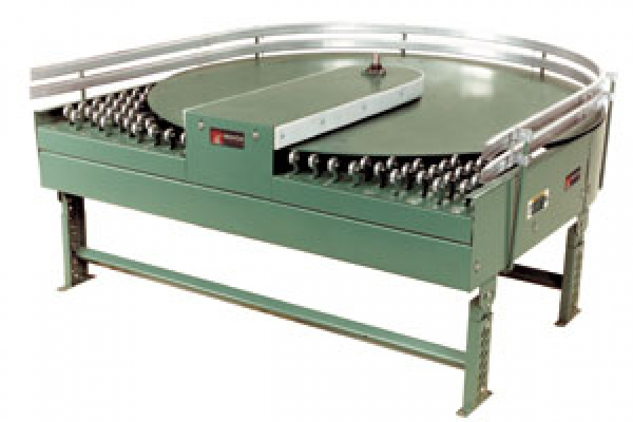 Miscellaneous conveyors conveyroll for Motorized turntable heavy duty