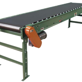 MEDIUM DUTY ROLLER BED BELT CONVEYOR