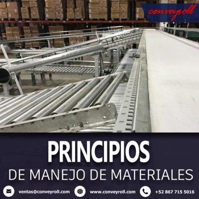 principios manejo de materiales
